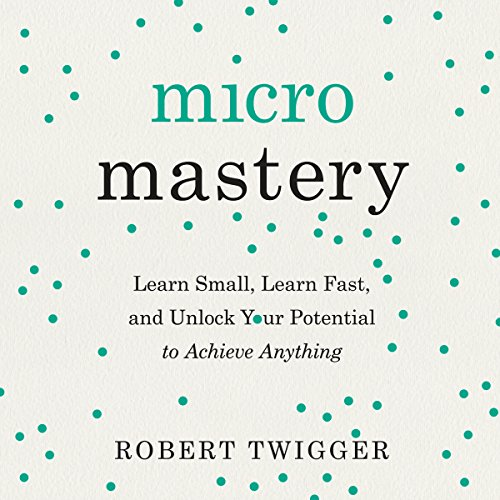Micromastery audiobook cover art