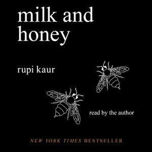 Milk and Honey audiobook cover art