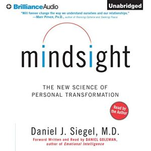 Mindsight audiobook cover art