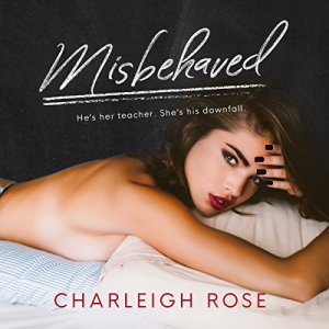 Misbehaved audiobook cover art