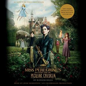 Miss Peregrine's Home for Peculiar Children audiobook cover art