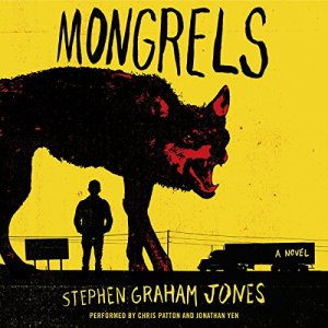 Mongrels audiobook cover art