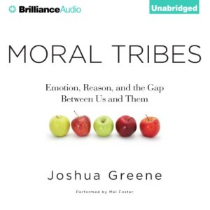 Moral Tribes audiobook cover art