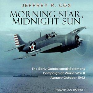 Morning Star, Midnight Sun audiobook cover art