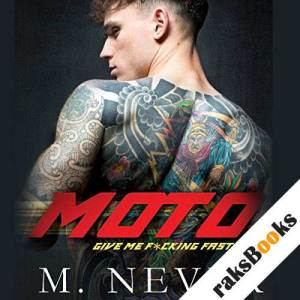 Moto audiobook cover art