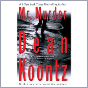 Mr. Murder audiobook cover art