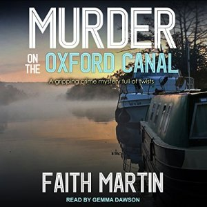 Murder on the Oxford Canal audiobook cover art