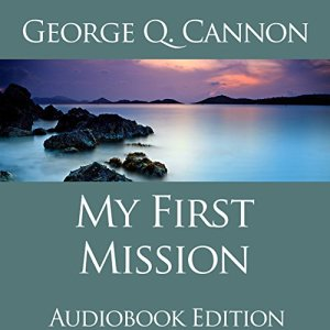 My First Mission audiobook cover art