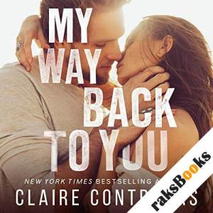 My Way Back to You audiobook cover art