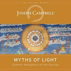 Myths of Light audiobook cover art