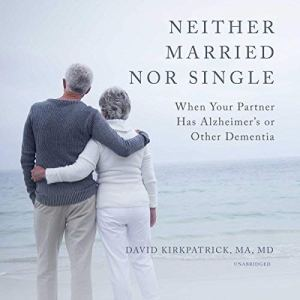 Neither Married nor Single audiobook cover art