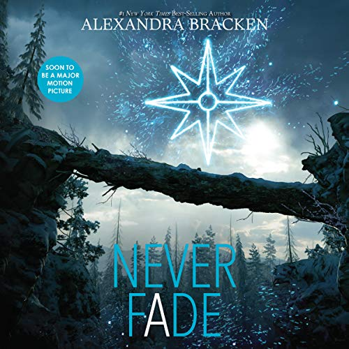 Never Fade audiobook cover art