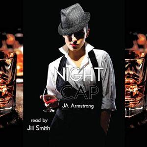 Night Cap audiobook cover art