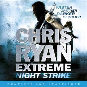 Night Strike audiobook cover art