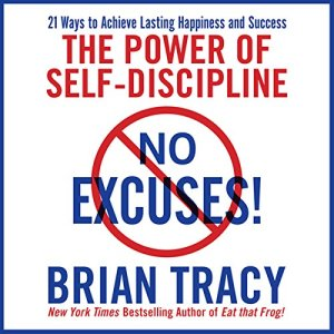 No Excuses! audiobook cover art