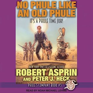 No Phule like an Old Phule audiobook cover art
