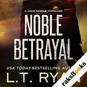 Noble Betrayal audiobook cover art