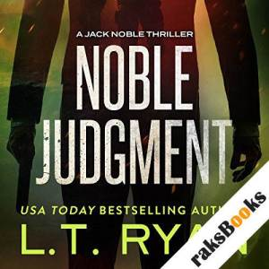 Noble Judgment audiobook cover art