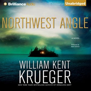 Northwest Angle audiobook cover art