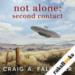 Not Alone: Second Contact audiobook cover art
