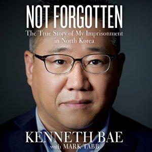 Not Forgotten audiobook cover art