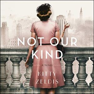 Not Our Kind audiobook cover art