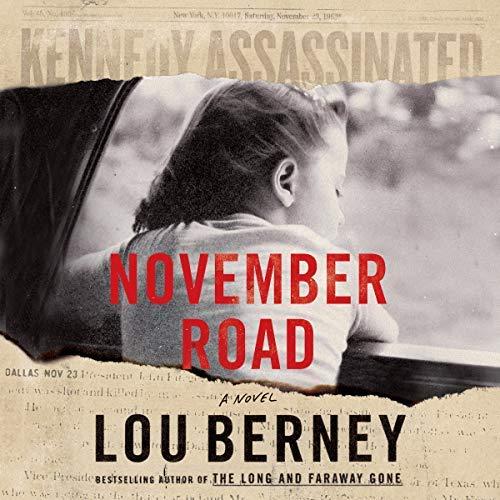 November Road audiobook cover art