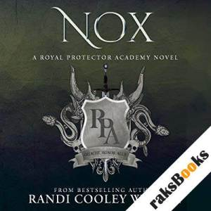 Nox audiobook cover art