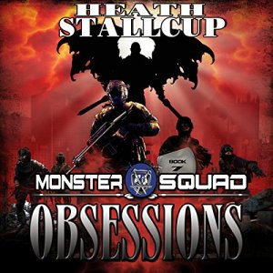 Obsessions audiobook cover art
