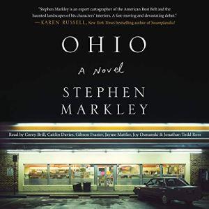 Ohio audiobook cover art