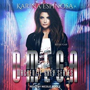 Omega audiobook cover art