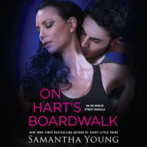 On Hart's Boardwalk audiobook cover art
