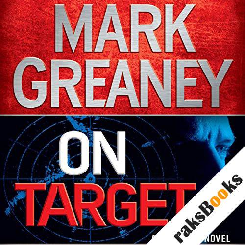 On Target audiobook cover art