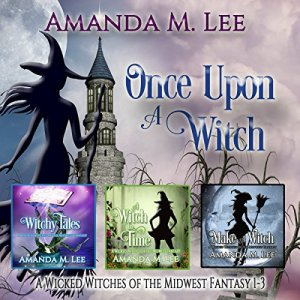 Once Upon a Witch audiobook cover art