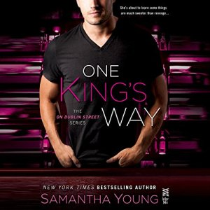One King's Way audiobook cover art