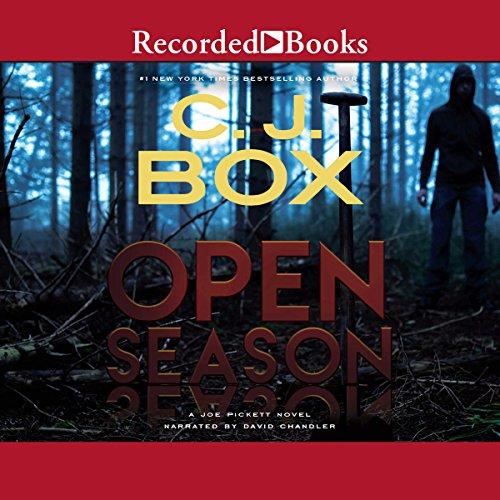 Open Season audiobook cover art