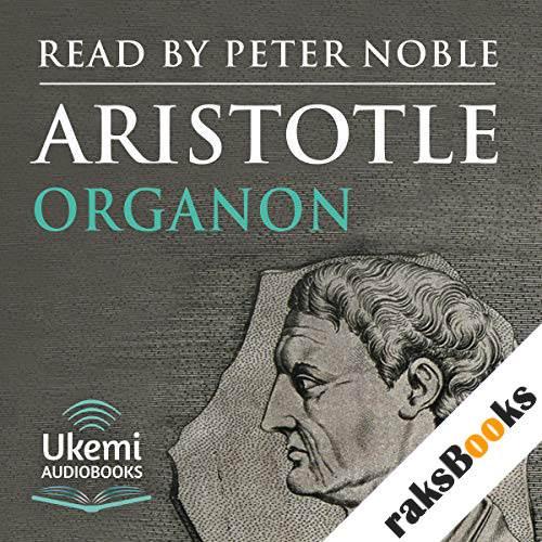 Organon audiobook cover art
