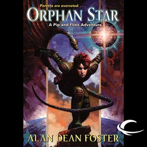Orphan Star audiobook cover art
