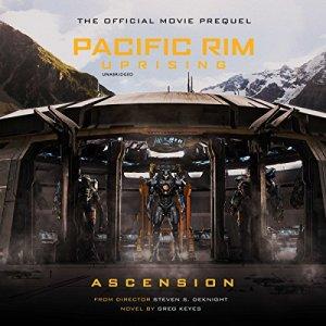 Pacific Rim Uprising: Ascension audiobook cover art