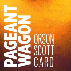 Pageant Wagon audiobook cover art