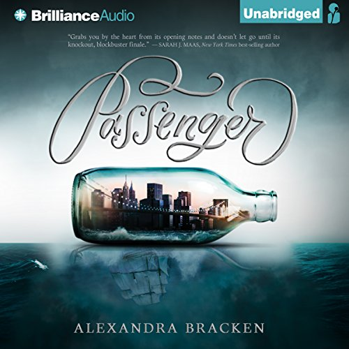 Passenger, Book 1 audiobook cover art