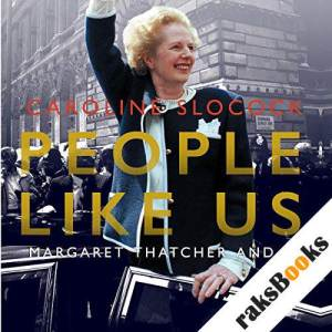 People Like Us audiobook cover art