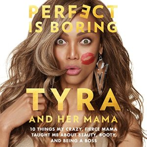Perfect Is Boring audiobook cover art