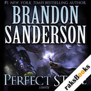 Perfect State audiobook cover art