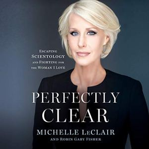 Perfectly Clear audiobook cover art