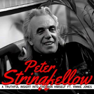 Peter Stringfellow audiobook cover art