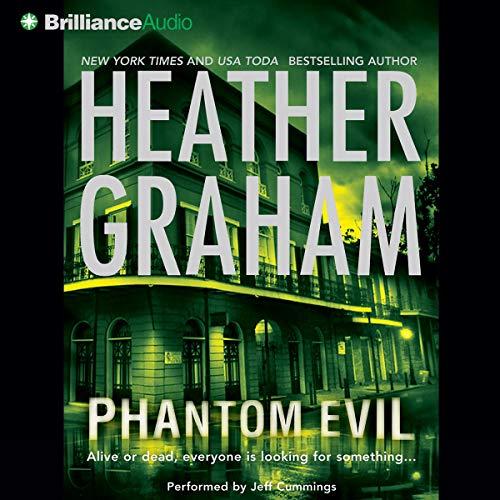 Phantom Evil audiobook cover art