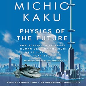 Physics of the Future audiobook cover art