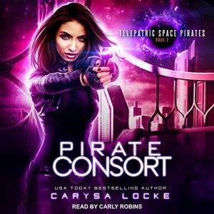 Pirate Consort audiobook cover art