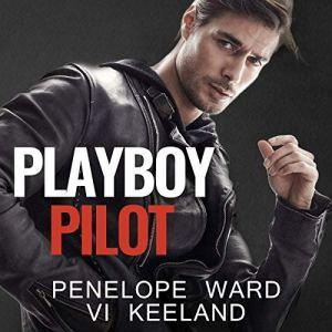 Playboy Pilot audiobook cover art